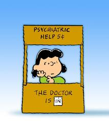 Psychiatry--Peanuts