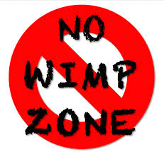No Wimp Zone